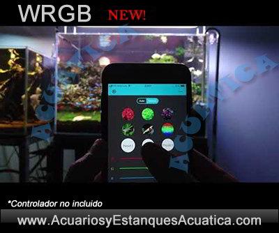 venta-pantalla-Chihiros-WRGB-LED-acuario-iluminación-planta-luz-nueva-plantado-dulce-commander-4-movil-dimable
