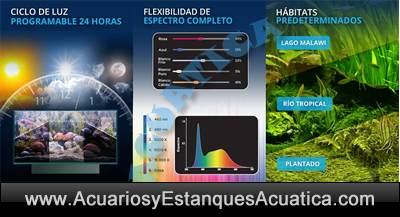 pantallasLED-acuario-plantado-movil-bluetooth-fluval-plant-spectrum-3-programable