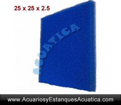 esponja-foamex-azul-material-filtrante-acuario-estanque-filtro-filtracion-25x25x2cm