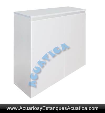 mesa-mueble-acuario-M100-aqualux-aqualed-pro-pecera-blanco