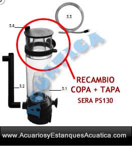 sera-marin-protein-skimmer-ps130-recambio-copa-vaso-tapa