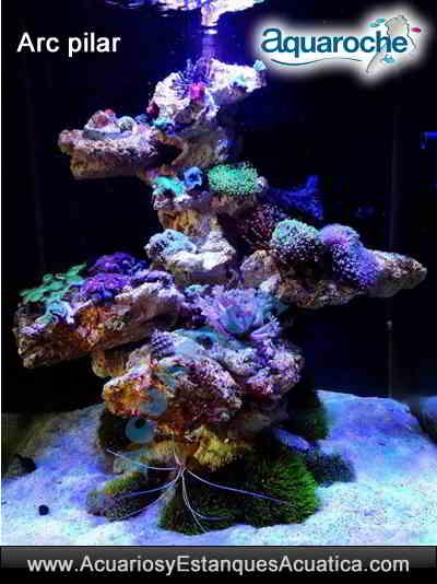 roca-artificial-para-acuario-marino-aquaroche-arc-pilar-pillar-decoracion-porosidad