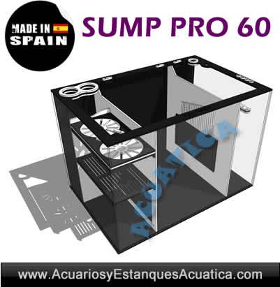 sump-sumidero-PRO-60-zetreef-zetaquatics-acuario-marino