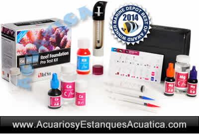 red-sea-Reef-Foundation-Pro-test-kit-acuario-corales-arrecife-incluye